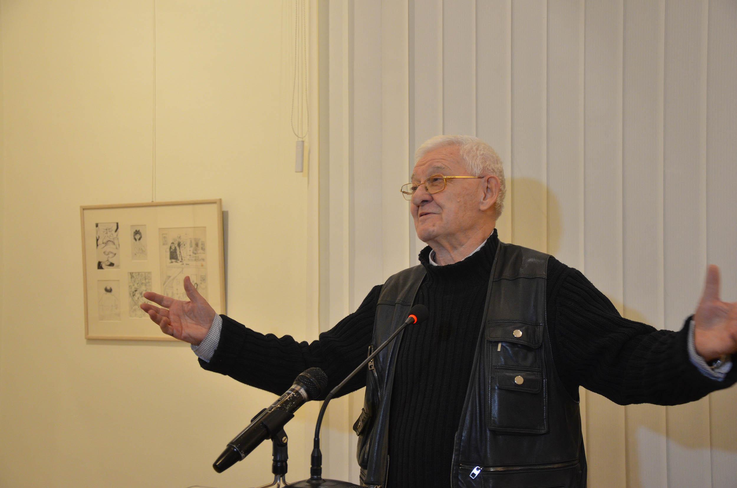 Цртежи и слике Игора Васиљева