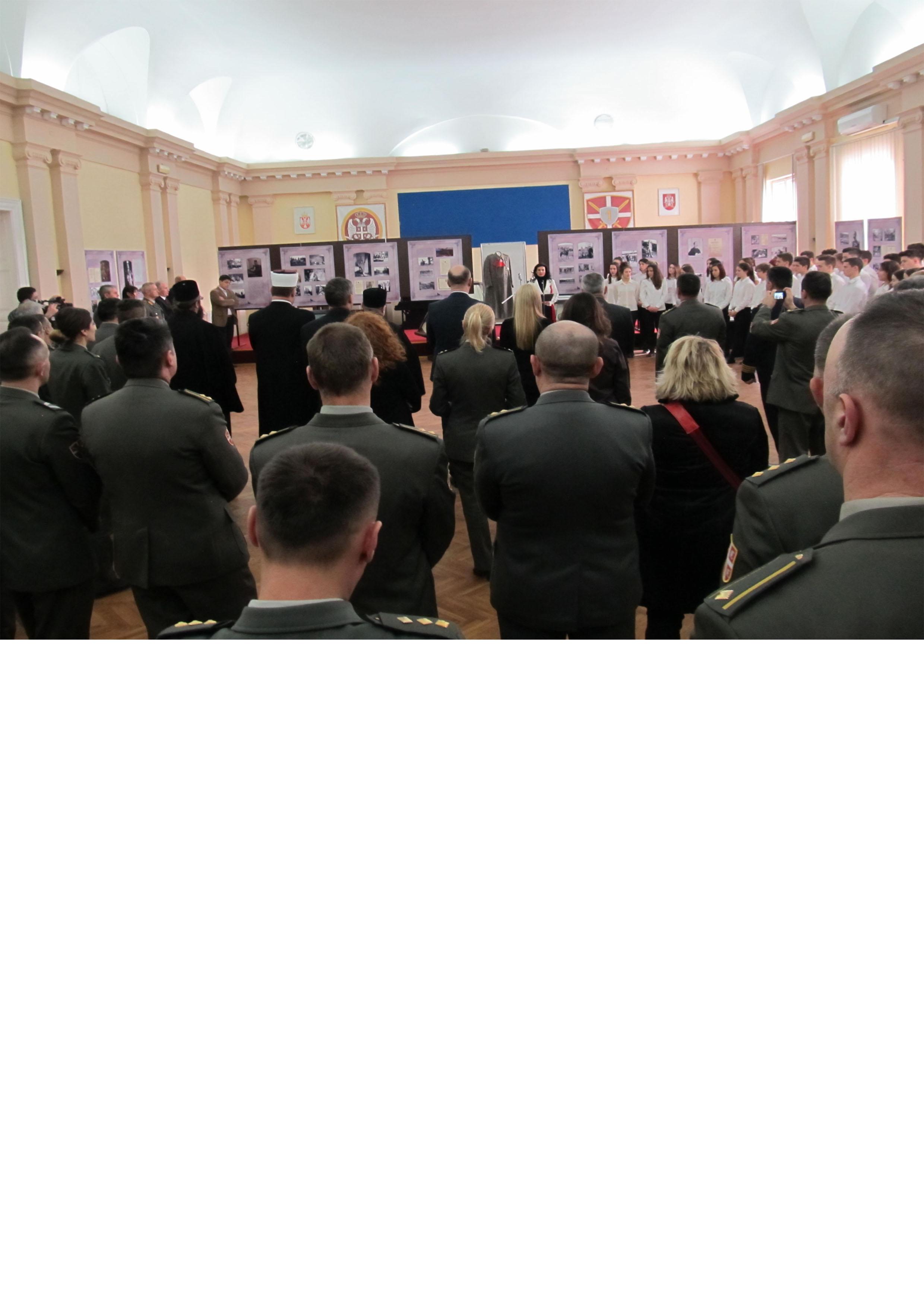 ТВ ВОЈВОДИНА - Изложба о војводи Петру Бојовићу у новосадском Дому ВС